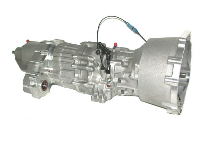 4wd Gearbox
