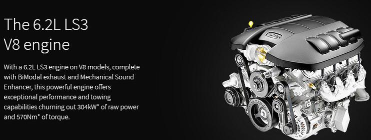 Commodore Engine